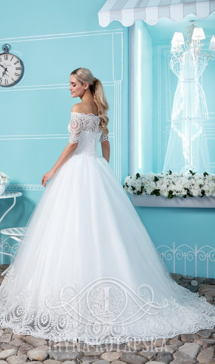 Свадебное платье MA1723