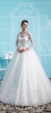 Свадебное платье MA1727