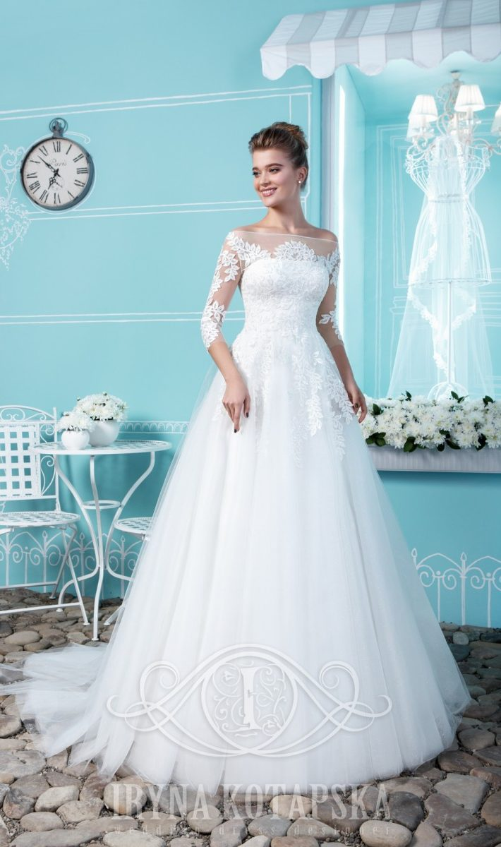Свадебное платье MA1729