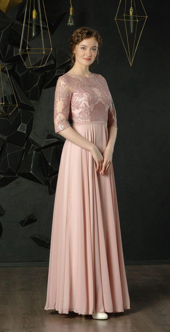Вечернее платье Армана