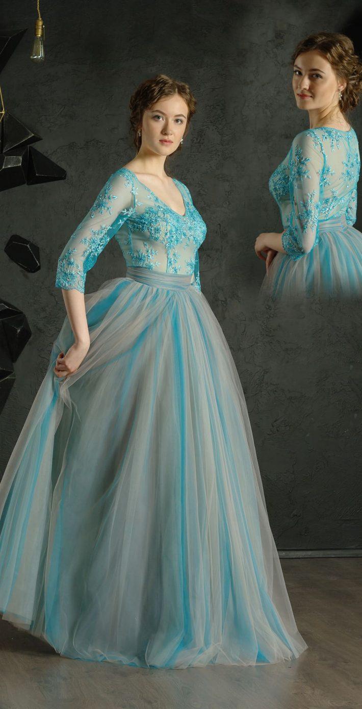 Вечернее платье Аврора