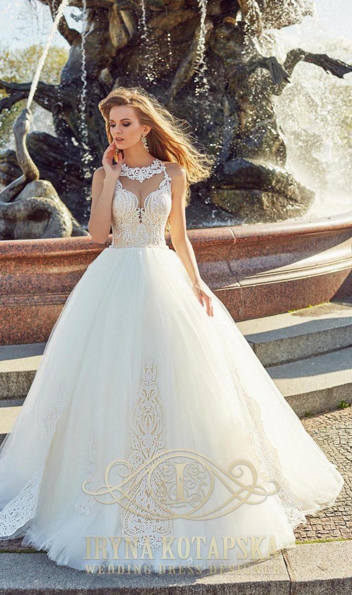 Свадебное платье SN1802
