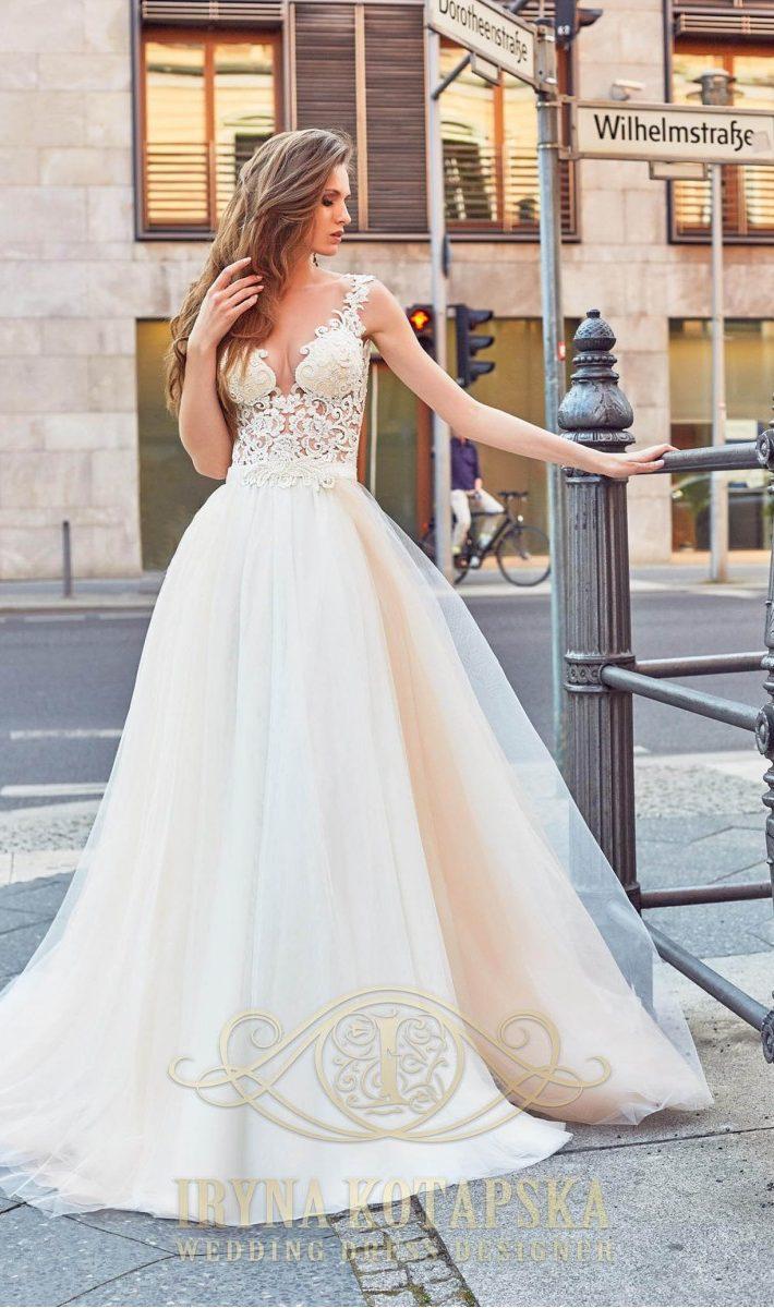 Свадебное платье SN1810