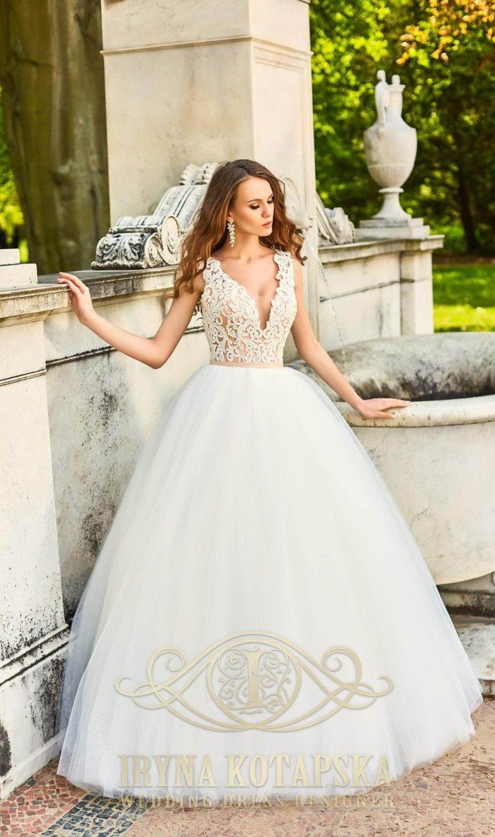 Свадебное платье SN1812