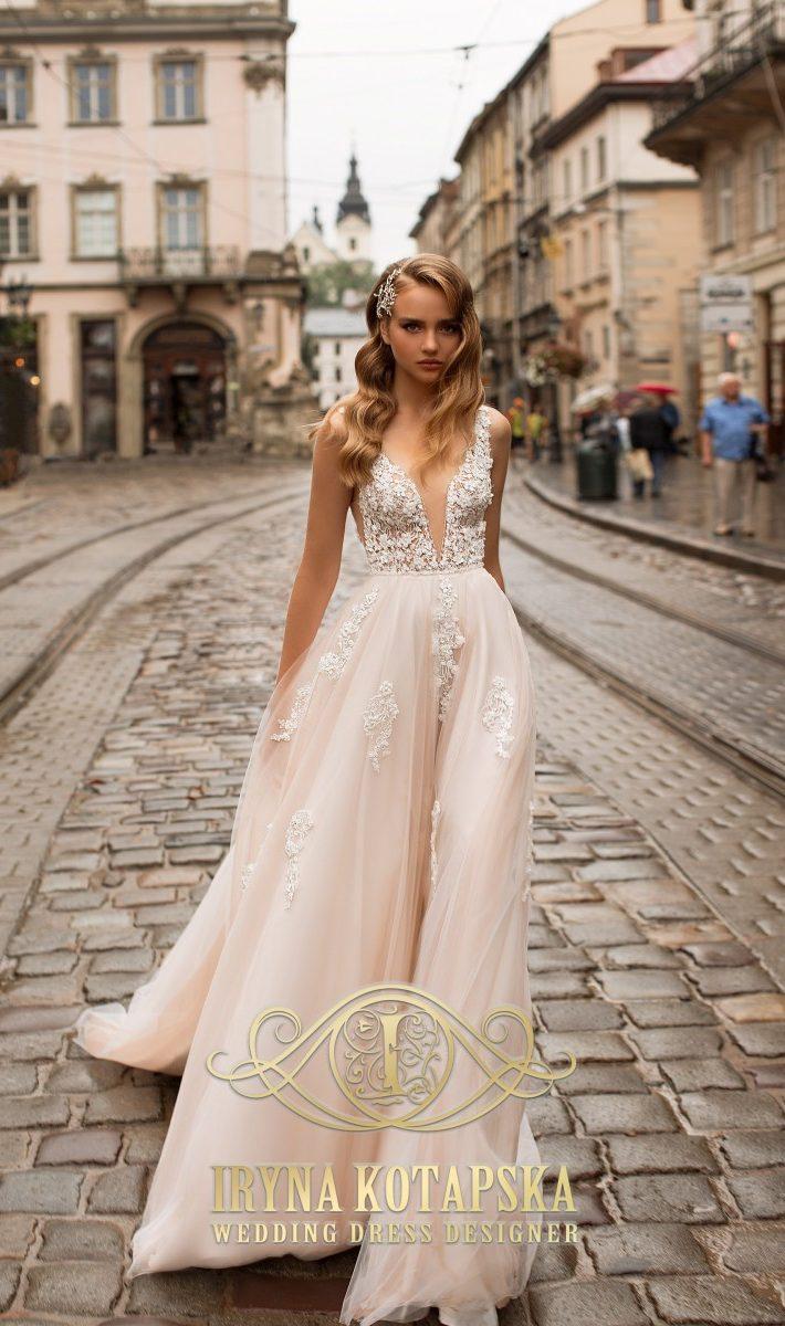 Свадебное платье EU2001