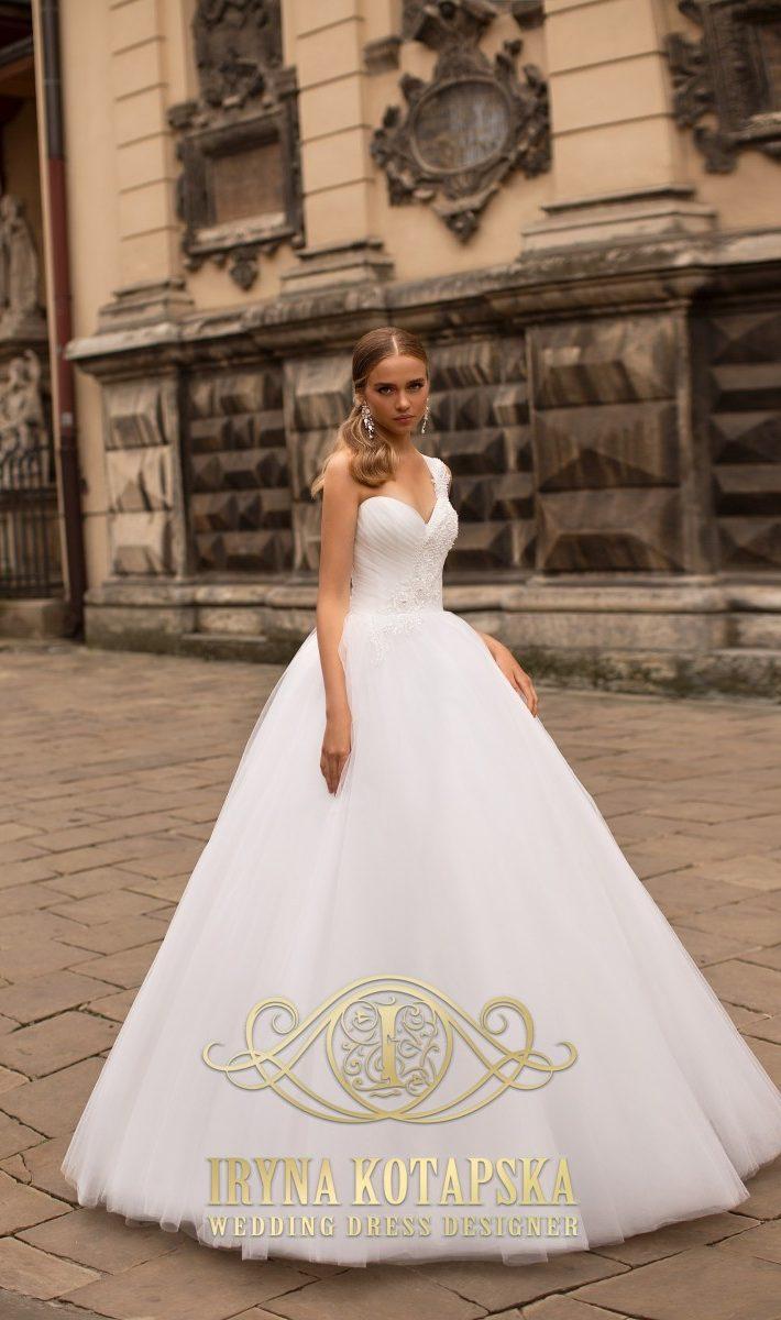 Свадебное платье EU2007