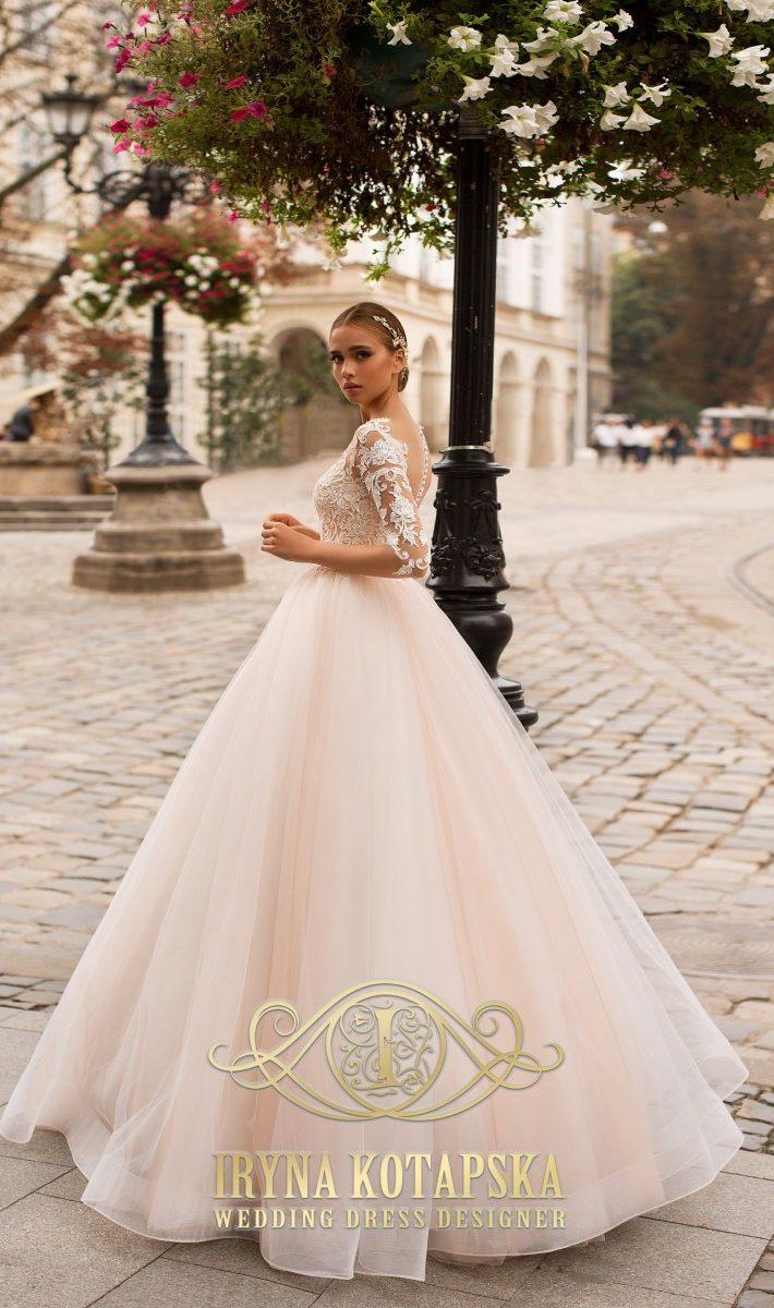 Свадебное платье EU2009