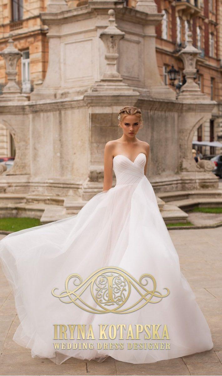 Свадебное платье EU2012