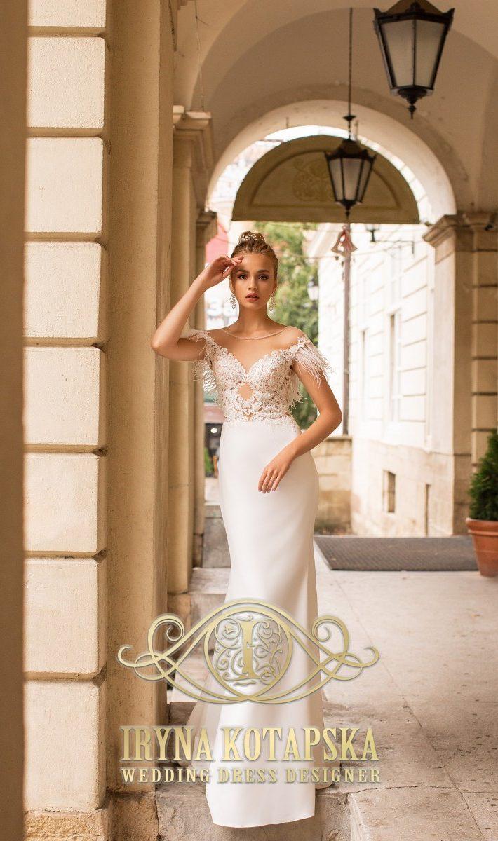 Свадебное платье EU2015