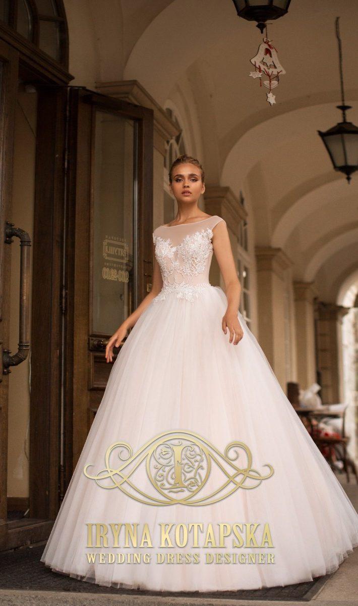 Свадебное платье EU2016