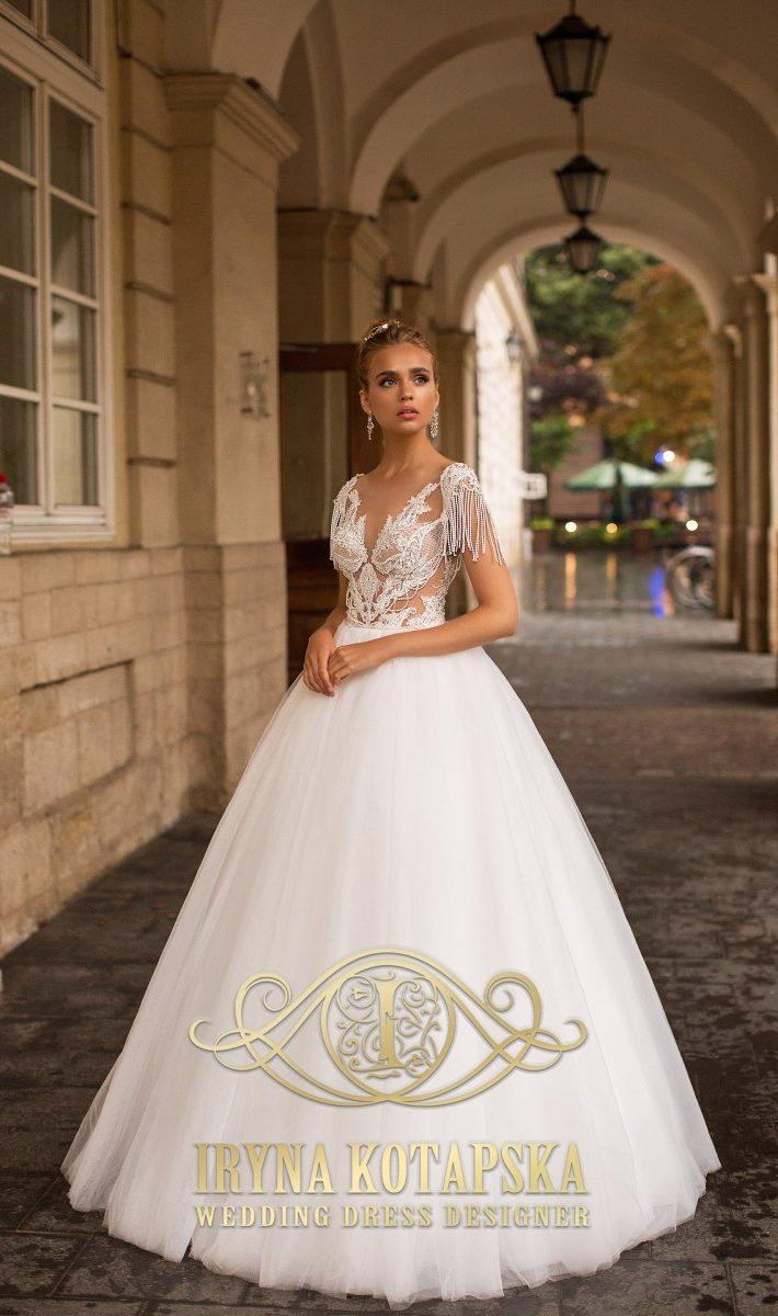 Свадебное платье EU2017