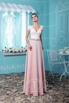 Вечернее платье RV1710