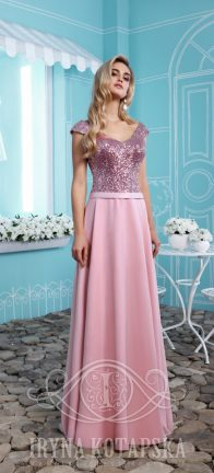 Вечернее платье RV1720