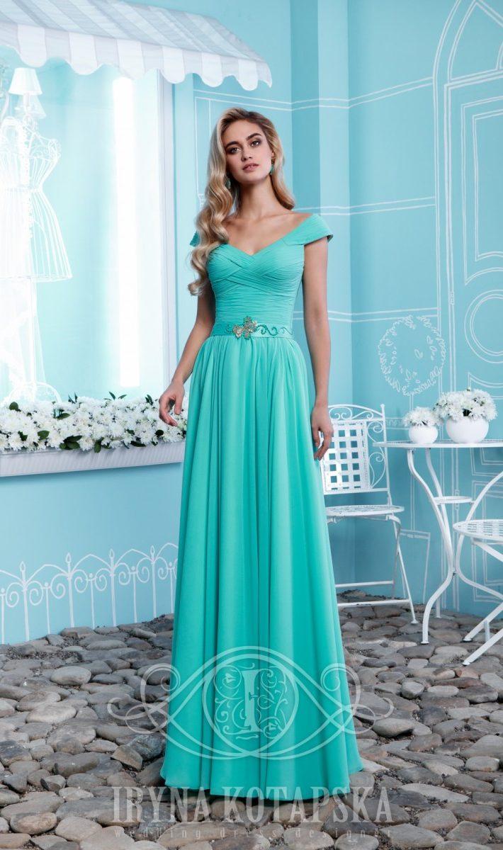 Вечернее платье RV1721