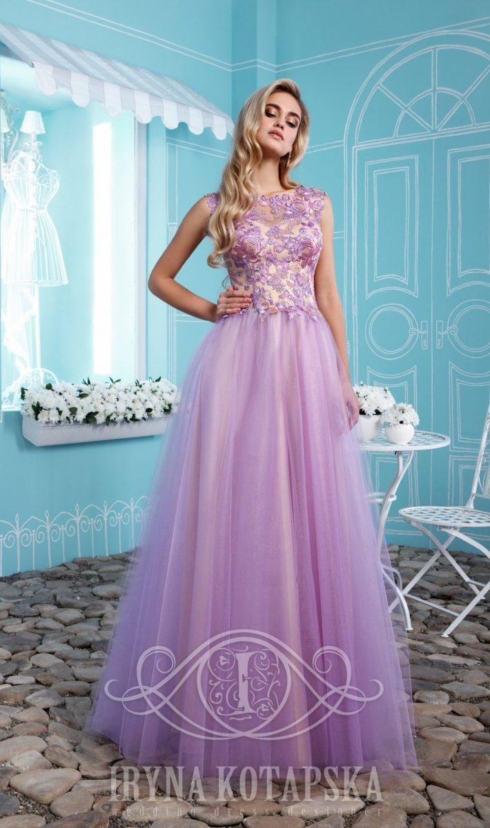 Вечернее платье RV1724
