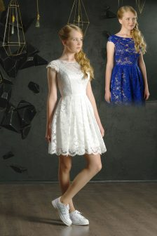 Вечернее платье Минори