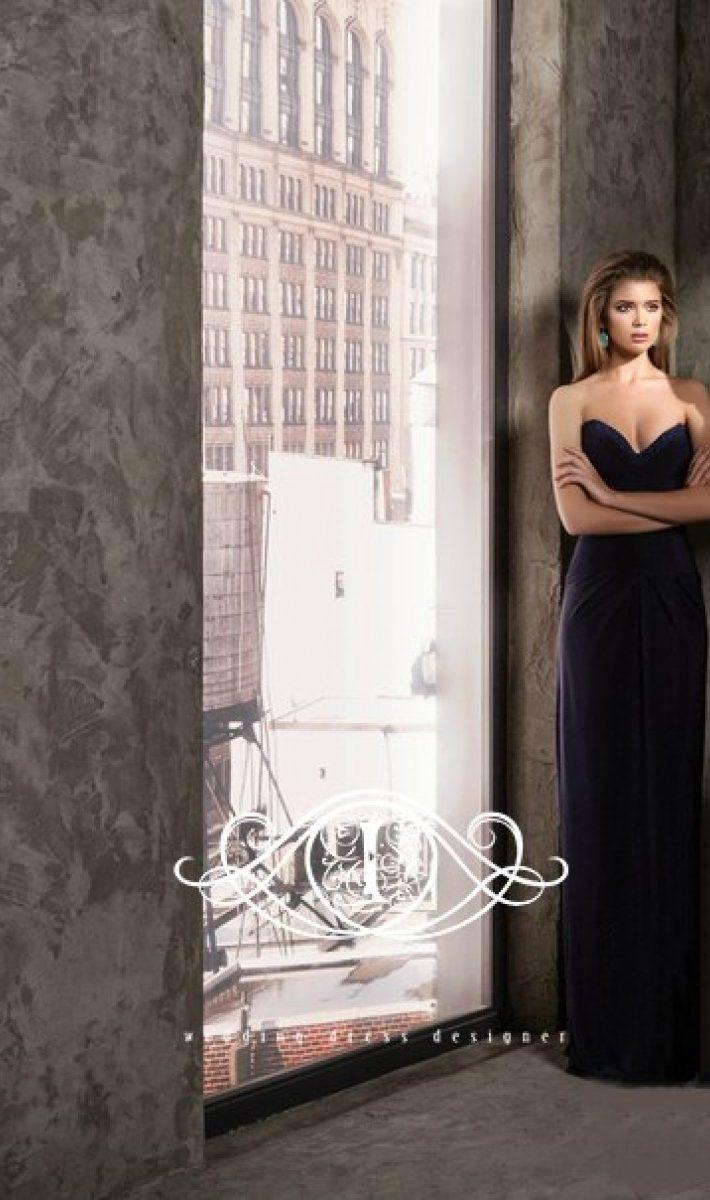 Вечернее платье LAURA LM1611