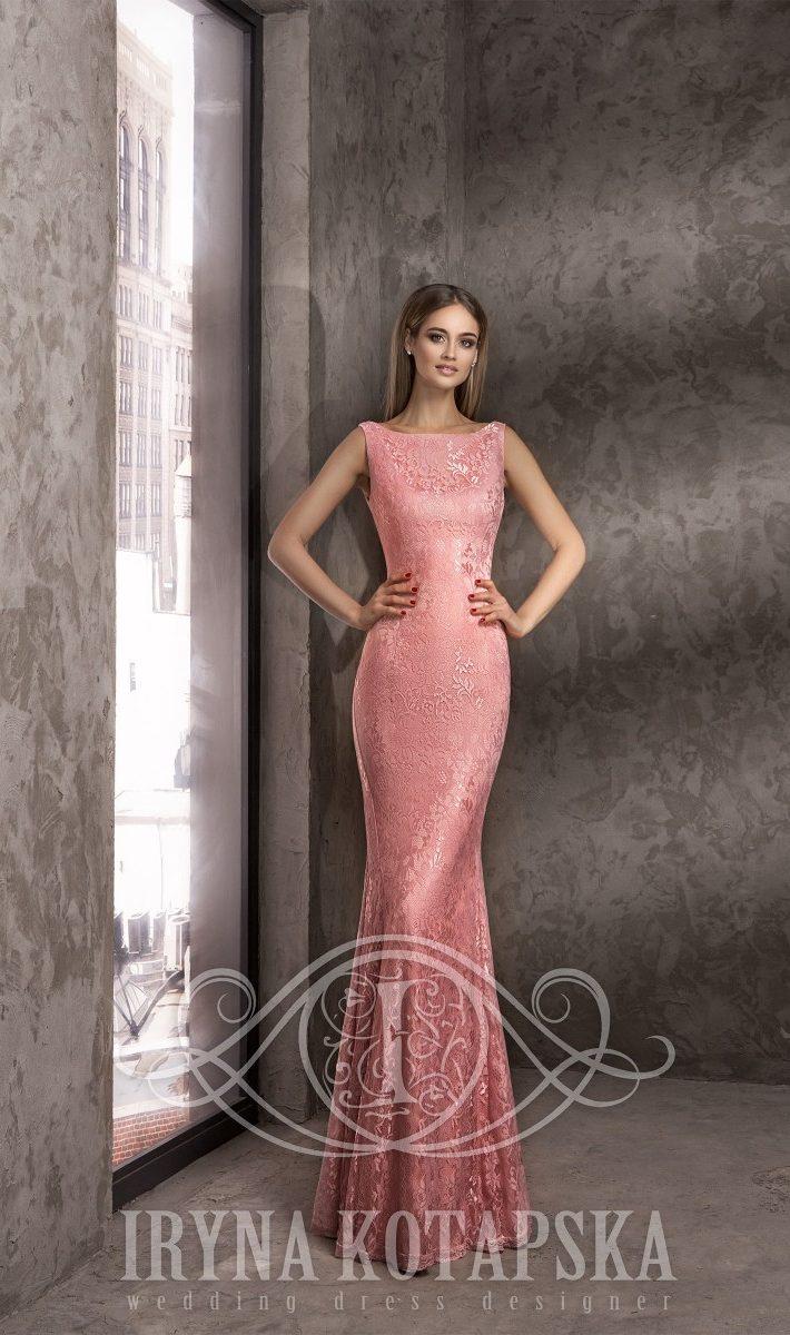 Вечернее платье ANNA LM1637