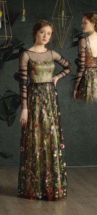 Вечернее платье Нимфа