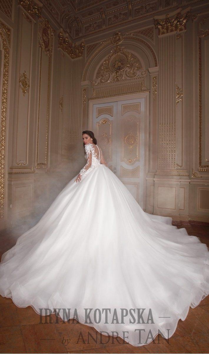 Свадебное платье KT2022