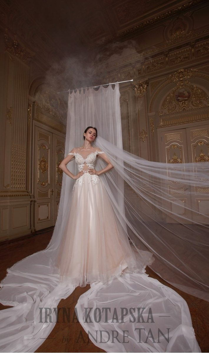 Свадебное платье KT2044