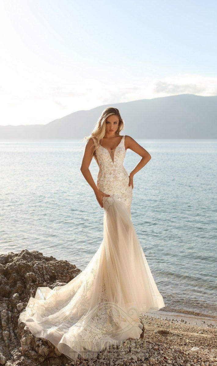 Свадебное платье LV2159