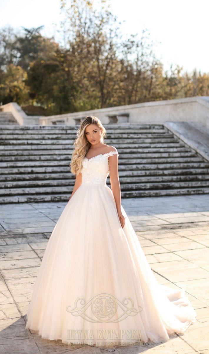 Свадебное платье LV2107