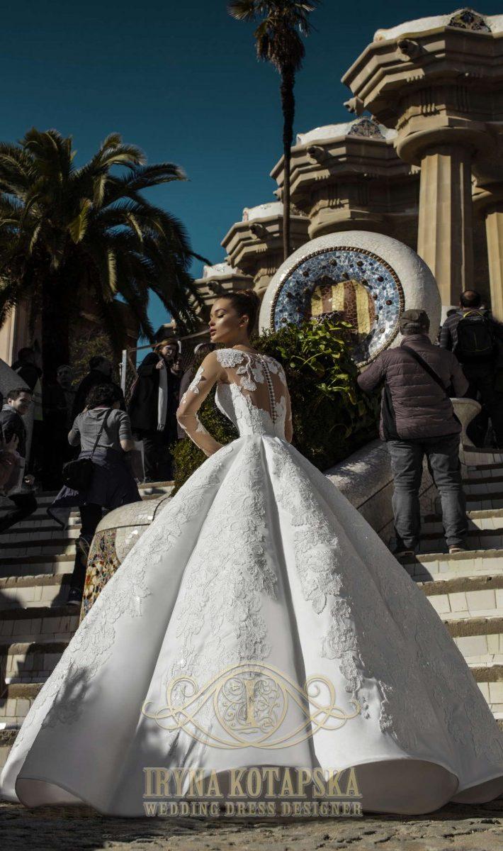 Свадебное платье BL1901