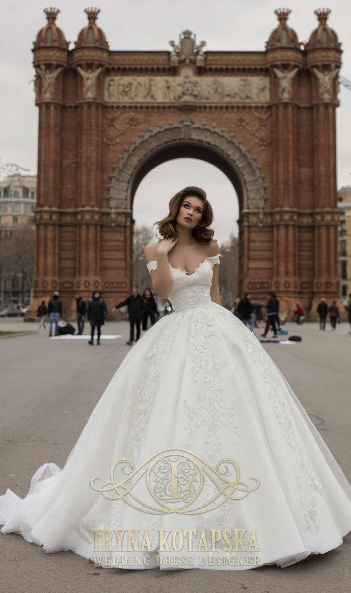 Свадебное платье BL1903