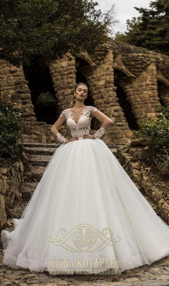 Свадебное платье BL1912