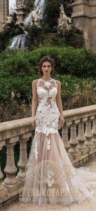 Свадебное платье B1950
