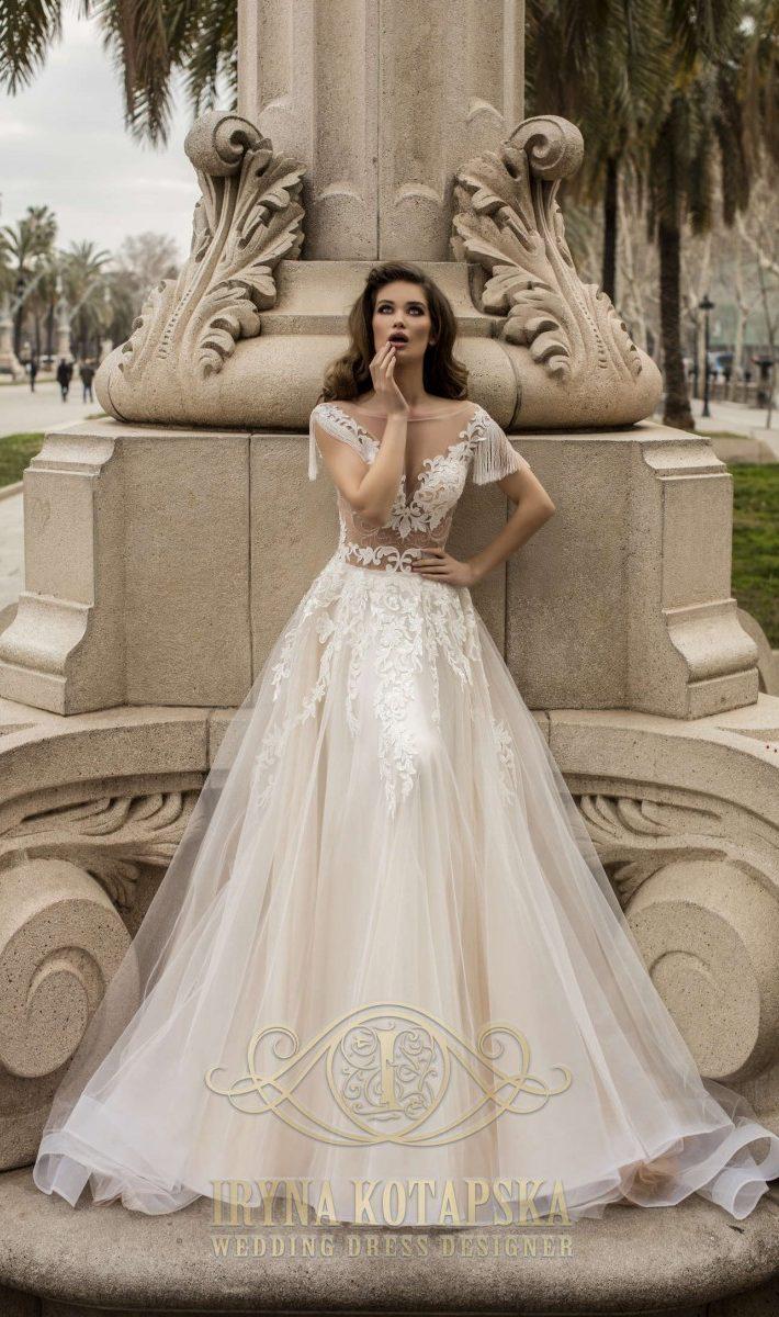 Свадебное платье B1951