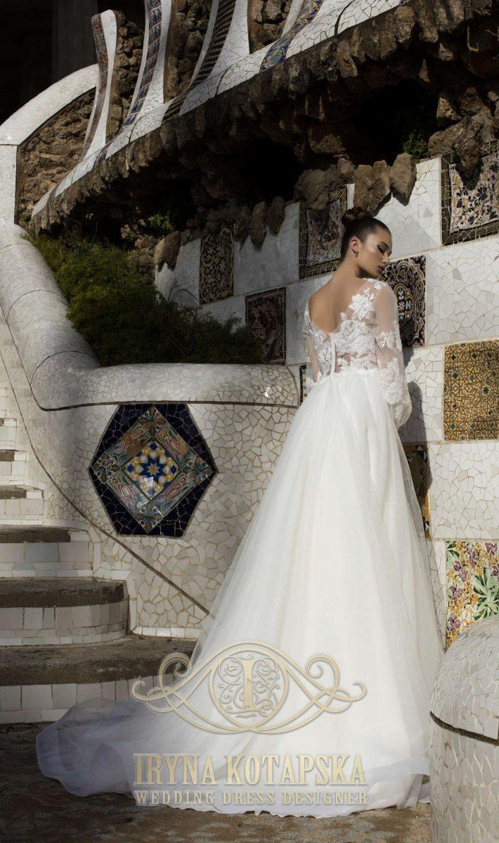 Свадебное платье B1954