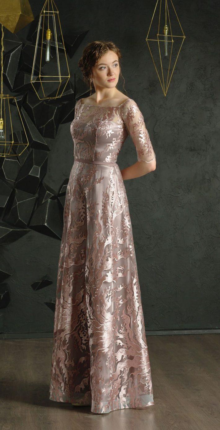 Вечернее платье Венера
