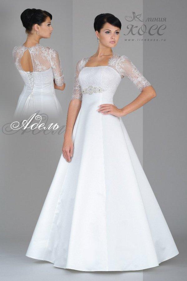 Свадебное платье Адэль