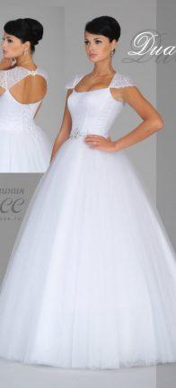 Свадебное платье Диана