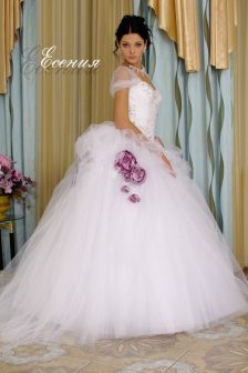 Свадебное платье Есения