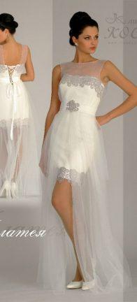 Свадебное платье Галатея