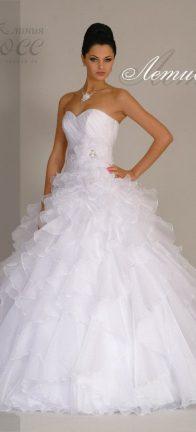 Свадебное платье Летисия