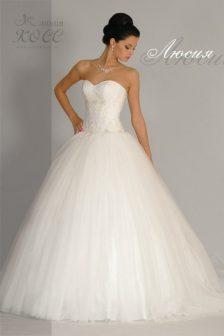 Свадебное платье Люсия