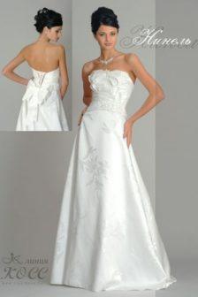 Свадебное платье Нинэль