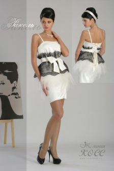 Свадебное платье Ракель