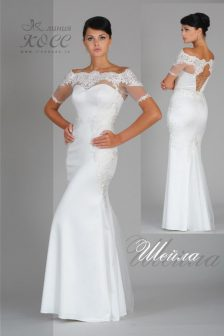 Свадебное платье Шейла