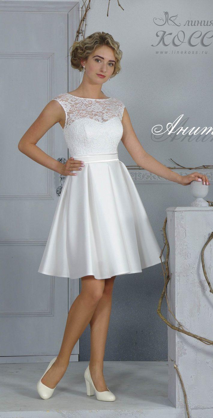 Вечернее платье Анита