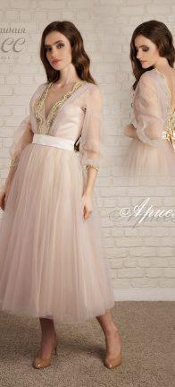 Вечернее платье Ариель