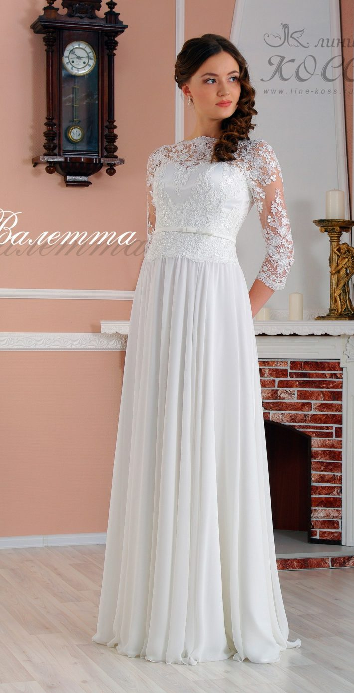 Свадебное платье Валетта