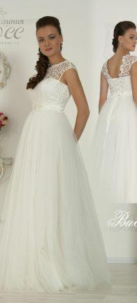 Свадебное платье Виола А-силуэта