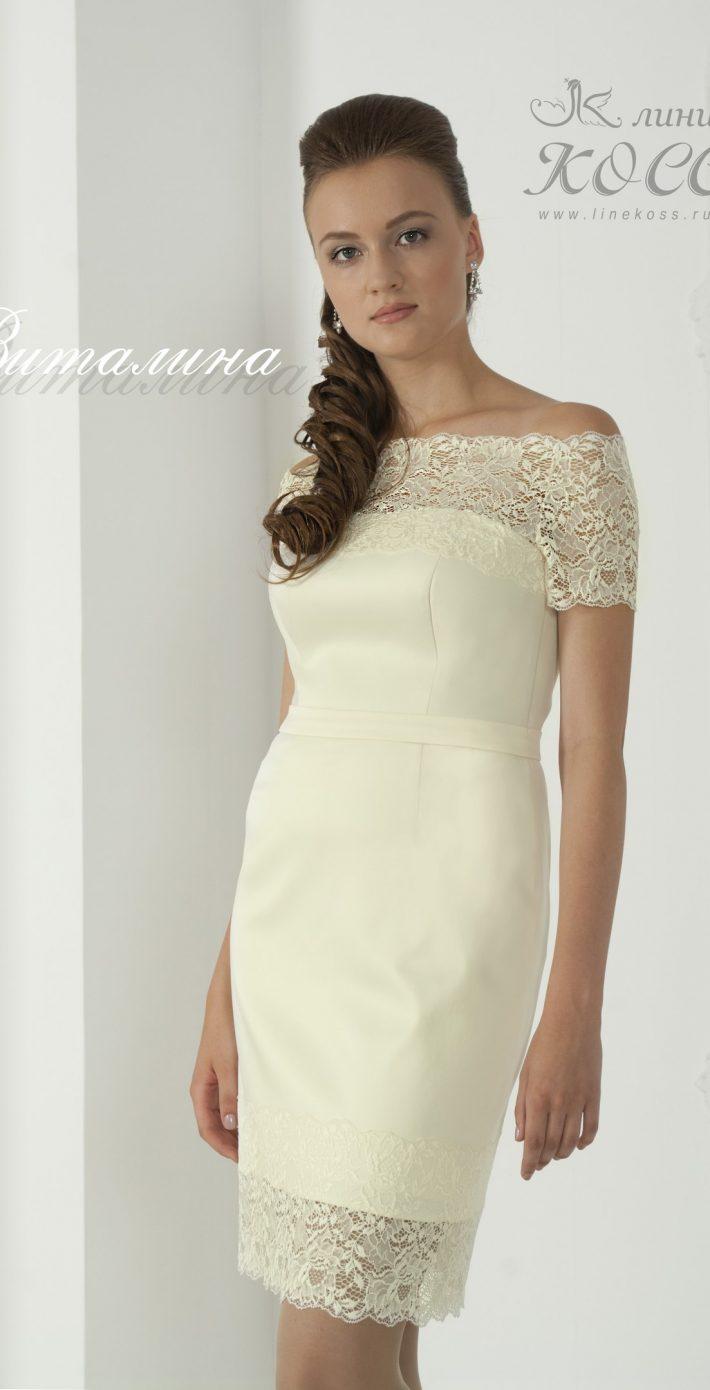 Вечернее платье Виталина