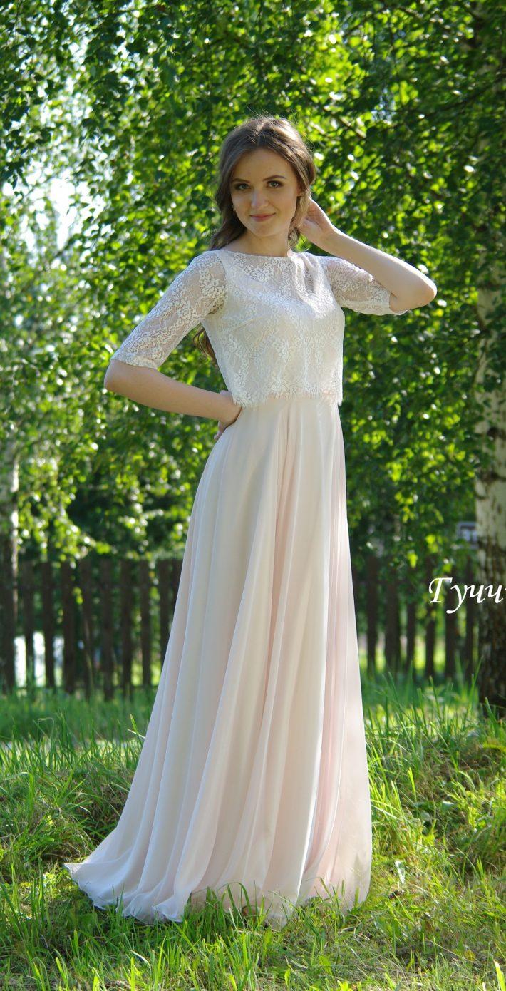Вечернее платье Гуччи