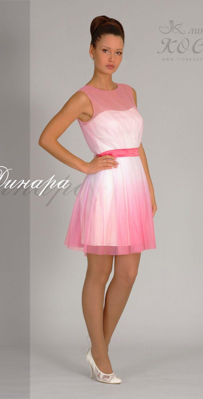 Вечернее платье Динара